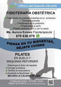 FOLLETO PILATES AURORA