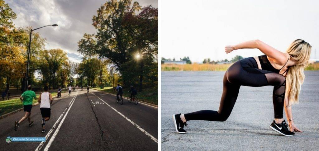 correr con las zapatillas adecuadas el lo mejor que puedes hacer