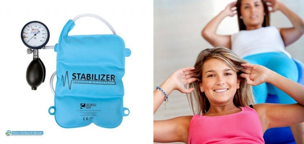 el estabilizer es una buena herramienta para la espalda
