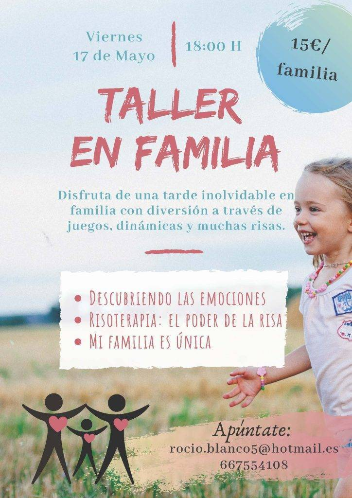 taller en familia