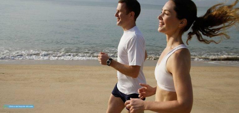 Continuar el deporte en verano es muy importante para la salud