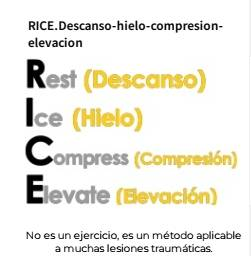 RICE Clinica del Deporte Alicante